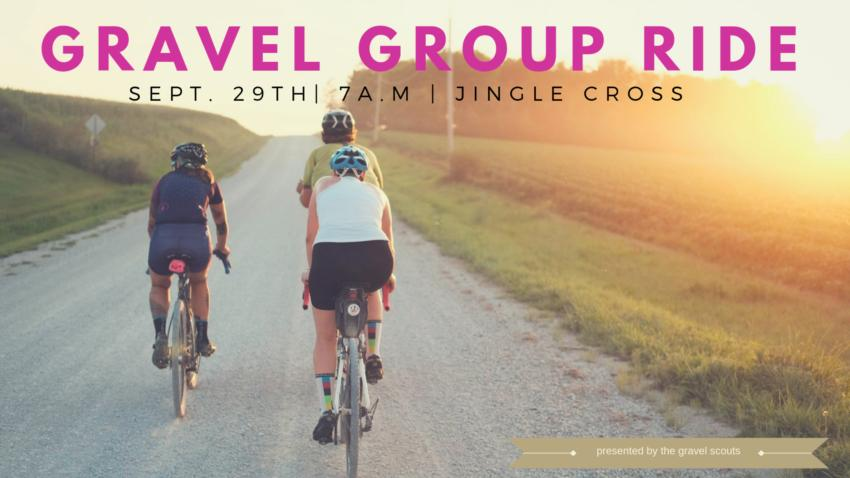 Jingle Cross Gravel Group Ride